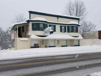 Woodstock Commercial For Sale: 120 Main Street