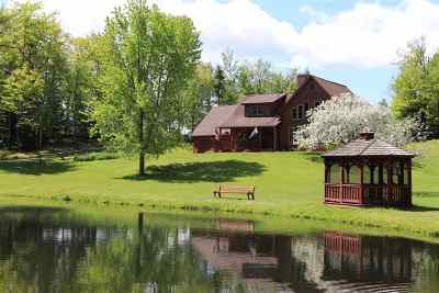 Orleans County Single Family Home For Sale: 5391 Loop Road
