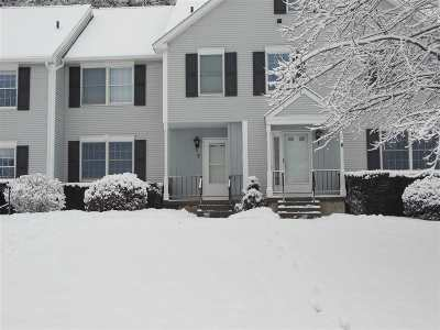 Middlebury VT Condo/Townhouse For Sale: $235,000