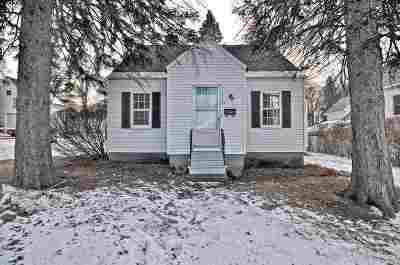 Laconia Single Family Home For Sale: 67 Summer Street
