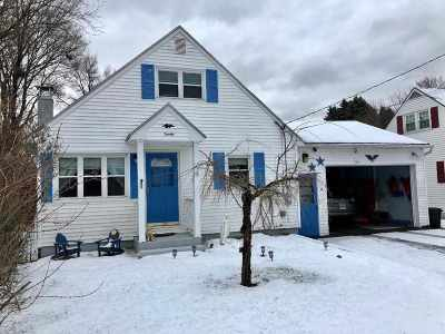 Manchester Single Family Home For Sale: 30 S Fremont Street