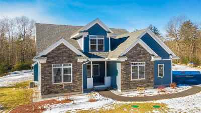 Hooksett Single Family Home Active Under Contract: 150 Chester Turnpike