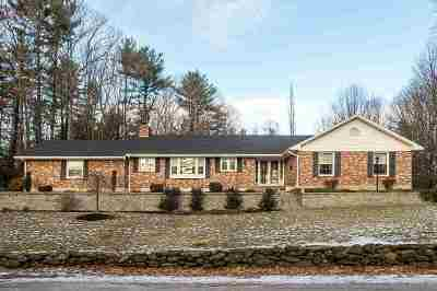 Strafford County Single Family Home For Sale: 3 Sampson Road