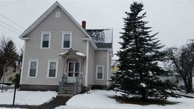 Manchester Multi Family Home For Sale: 242 Walnut Street
