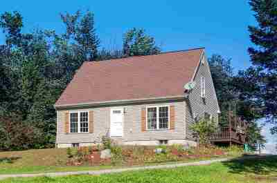 Fletcher Single Family Home For Sale: 337 Shaw Road