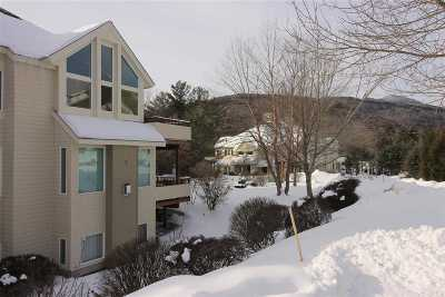 Waterville Valley Condo/Townhouse For Sale: 36 Forest Knoll Way #I2