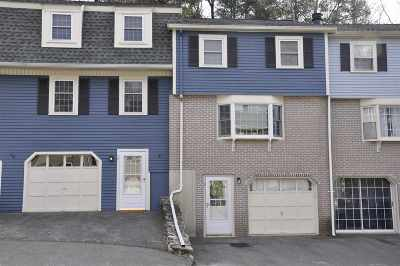 Nashua Condo/Townhouse For Sale: Cannongate Road Road #31