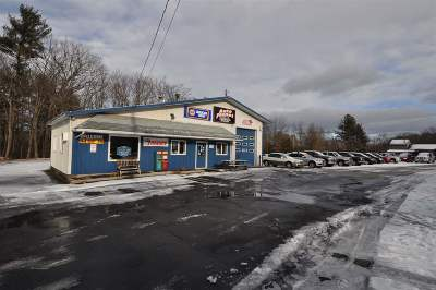 Goffstown Commercial For Sale: 197 Mast Road