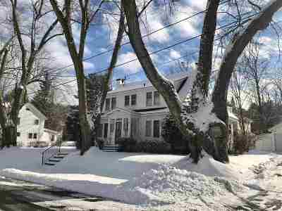 Hanover NH Single Family Home Active Under Contract: $775,000