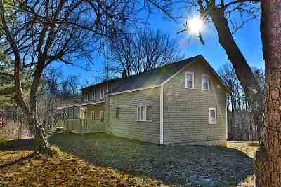 Belknap County Single Family Home For Sale: 1870 Province Road