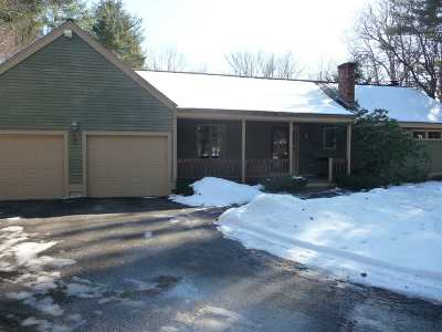 Weare Single Family Home For Sale: 37 Beaver Pond Road