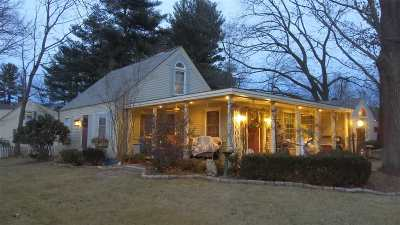 Single Family Home For Sale: 1641 Lafayette Road