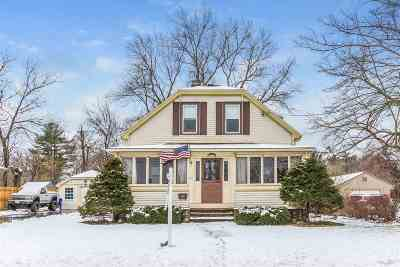 Manchester Single Family Home Active Under Contract: 179 Maynard Avenue