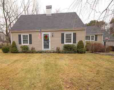 Single Family Home Active Under Contract: 685 Wallis Road