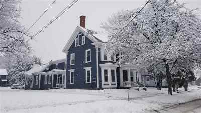 Laconia Single Family Home For Sale: 127 Pleasant Street #4