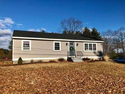 Dover Single Family Home Active Under Contract: 18 Garrison Road