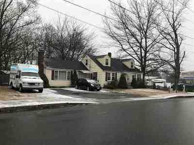 Nashua Single Family Home For Sale: 36 Mason Street