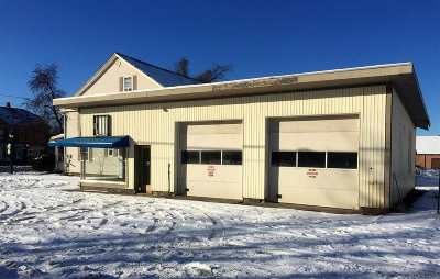 Poultney Commercial For Sale: 21 Beaman Street