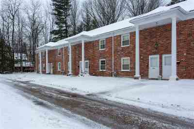 Chittenden County Condo/Townhouse For Sale: 425 Dorset Street #13