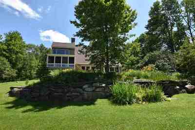 Shrewsbury Single Family Home For Sale: 1049 Upper Cold River Road