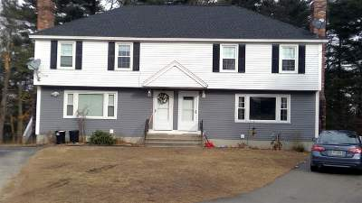 Derry Single Family Home For Sale: 16r Blueberry Road