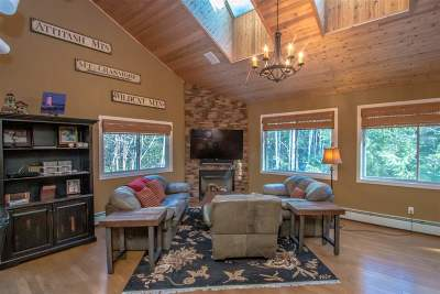 Conway Single Family Home For Sale: 63 Scenic View Circle