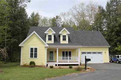 Lincoln NH Single Family Home For Sale: $550,000