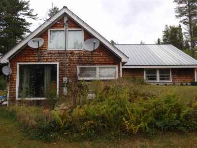 Grafton Single Family Home For Sale: 434 Hardy Hill Road