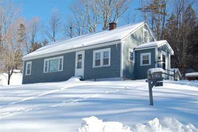 Grafton Single Family Home Active Under Contract: 180 Turnpike Road