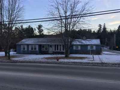 Goffstown Single Family Home For Sale: 68 S Mast Road