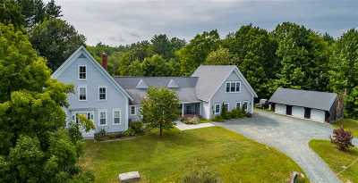 Single Family Home For Sale: 101 Hawkins Pond Road