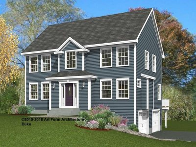 Strafford County Single Family Home For Sale: Lot 26 Daniels Drive #Lot 26