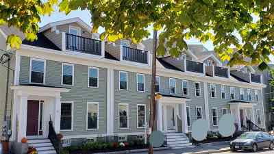 Concord Condo/Townhouse For Sale: 8 N Spring Street