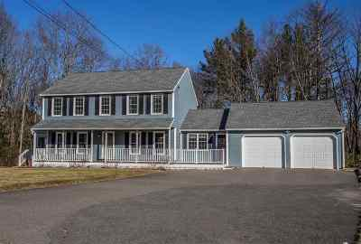 Litchfield Single Family Home For Sale: 5 Leary Drive