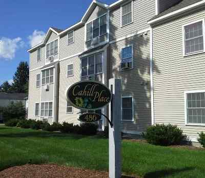 Milford Condo/Townhouse For Sale: 486 Nashua Street #214