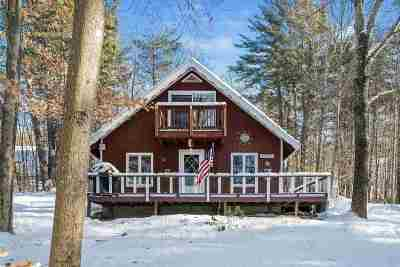 Belknap County Single Family Home Active Under Contract: 27 Falls Avenue