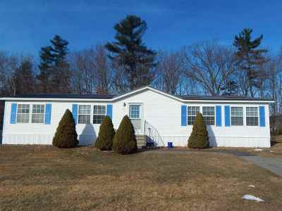 Strafford County Mobile/Manufactured Active Under Contract: 24 Constitution Way