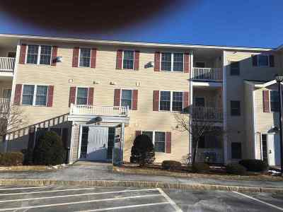 Londonderry NH Condo/Townhouse For Sale: $189,900