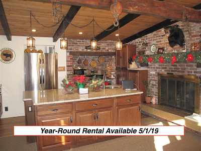 Carroll County Rental For Rent: 225 Town Hall Road