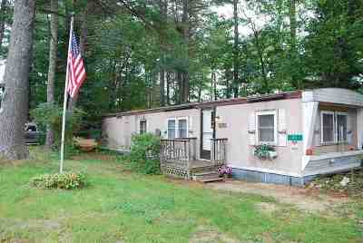 Strafford County Mobile/Manufactured For Sale: 61 Roberts Road