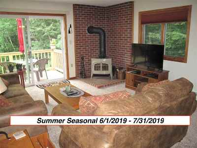 Carroll County Rental For Rent: 160 Northbrook Circle K-88 Terrace #88