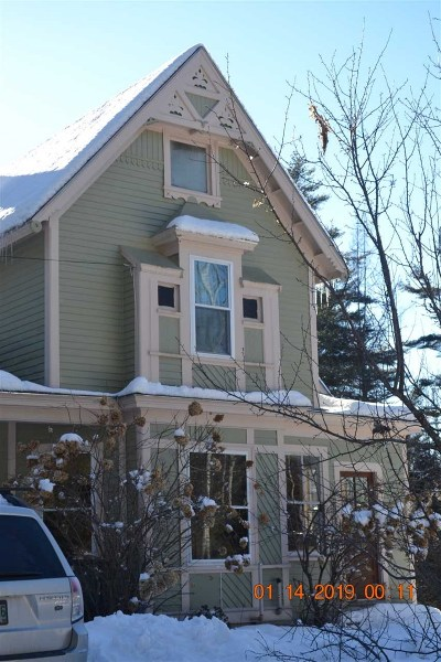 Carroll County Single Family Home For Sale: 49 Granite Road