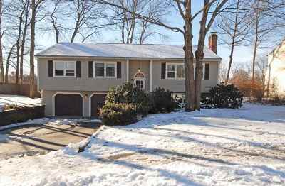 Concord Single Family Home For Sale: 10 New Castle Street