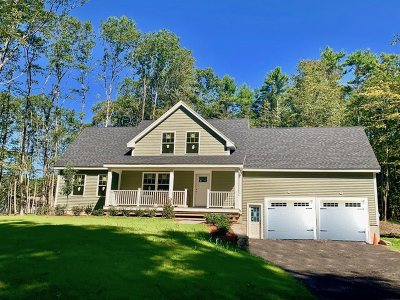 Kittery Single Family Home For Sale: Lot 4 Miller Road #Lot 4
