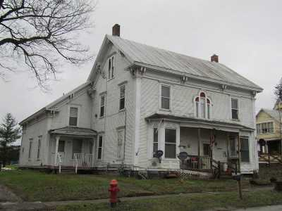 Enosburg Multi Family Home Active Under Contract: 487 Main Street
