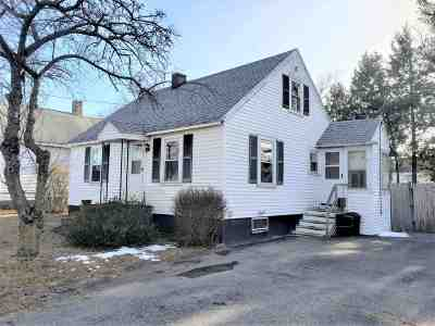 Manchester Single Family Home For Sale: 169 Flint Street