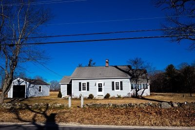 Eliot Single Family Home For Sale: 198 Goodwin Road
