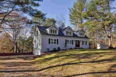 Norwich Single Family Home For Sale: 27 Partridge Hill Road