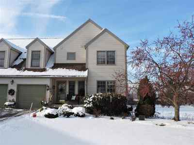 Colchester Condo/Townhouse For Sale: 31 White Lilac Way