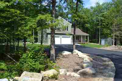 Moultonborough Single Family Home For Sale: 17 Buckingham Terrace